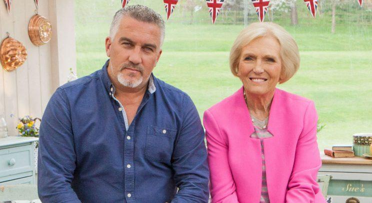 Mary Berry and Paul Hollywood to reunite in the US?