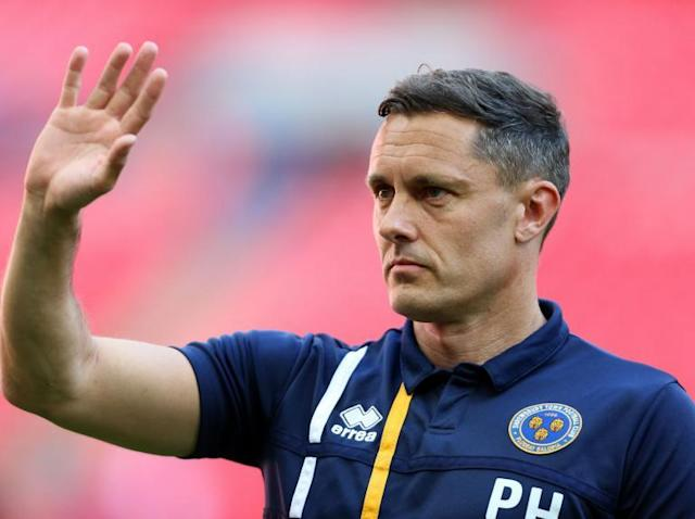 Ipswich Town appoint Paul Hurst to replace Mick McCarthy as manager