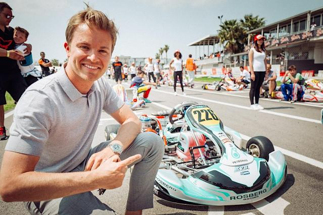"Ex-Formula 1 driver Nico Rosberg has created his own driver development programme, aimed at being able to ""find and support new talent in motorsport"""