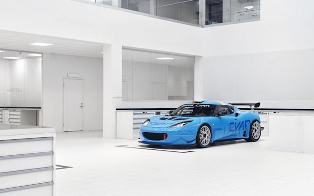 <p>The trio of Prince Carl Philip, Thed Björk and Richard Göransson will drive a Lotus Evora GT4 in the 2018 Swedish GT season.</p>