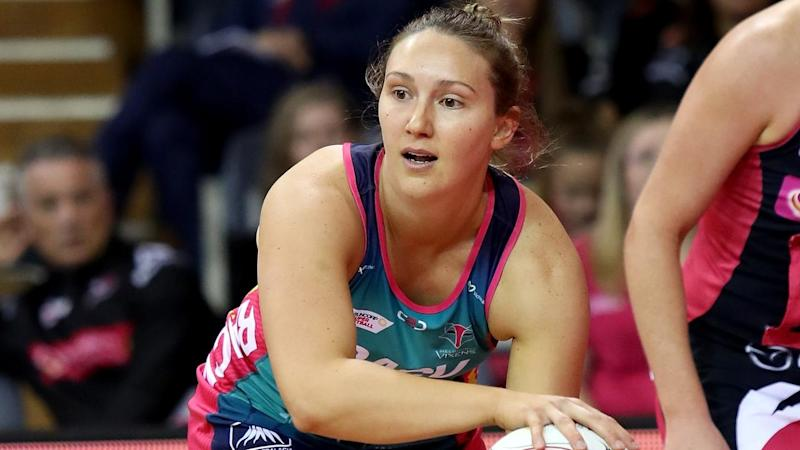 SUPER NETBALL THUNDERBIRDS VIXENS