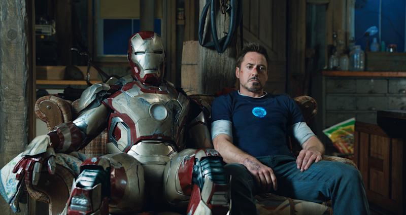 Iron Man's broken, and so's Tony (credit: Marvel Studios)