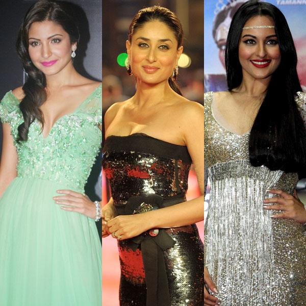 Now that the queen bee, Kareena has settled down with her nawab, who would be her worthy successor? Two young hot actresses have been strategically climbing up - Anushka Sharma and Sonakshi Sinha. But who among the two should be crowned the next queen of Bollywood?