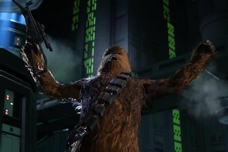 and storm the death star in latest star wars battlefront dlc