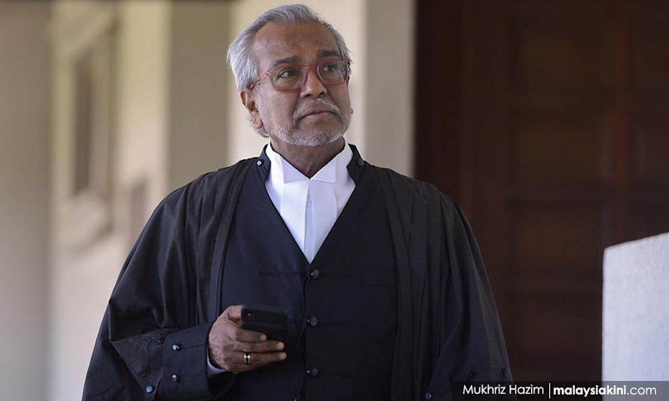 Shafee only paid RM1,000 as DPP in Anwar's sodomy appeal: MACC officer
