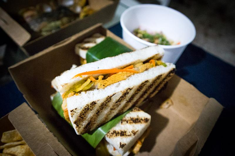Otah sandwich (PHOTO: Zat Astha/Yahoo Lifestyle SEA)