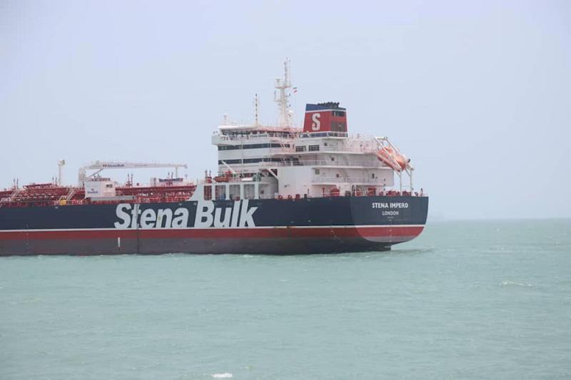 'Don't Put Your Life in Danger': Iran Publishes Purported Exchange with Seized British Oil-Tanker