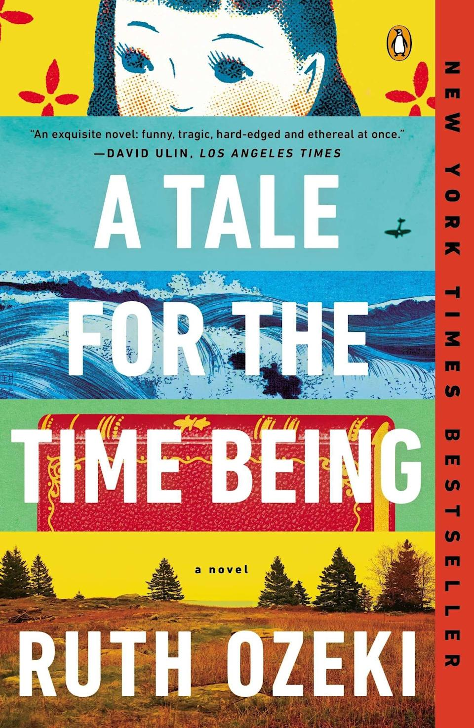 I'm also a devotee of Ruth Ozeki's, and I love <em>A Tale for the Time Being</em> (though she is also Canadian). Ozeki's novel is sui generis—it's a playful yet tragic story of a Japanese teenager who's desperately lonely after moving from Sunnyvale, California, to Tokyo, and is struggling to feel at home, dealing with bullying and deep loneliness. An author named Ruth encounters the teenager's diary washed up on the shores of Vancouver Island in Canada and develops an obsessive relationship to the material. From there, we also somehow get musings on <em>kawaii</em> culture, zazen meditation, Heidegger, Dōgen, a 104-year-old Buddhist nun, quantum physics, environmentalism, marriage, Proust, and a lot more. —<em>S.S.</em>