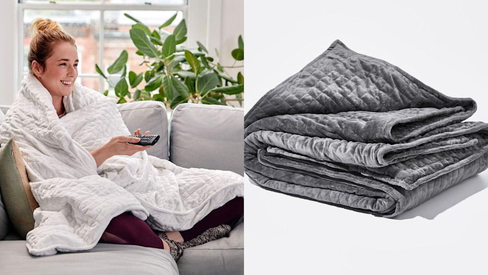 Best gifts for women: Gravity Blanket