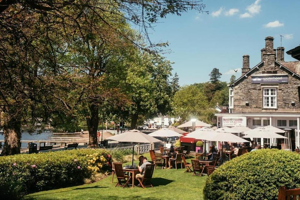 """<p>Ambleside is a hugely popular Lake District town on the shores of Lake Windermere, perfect for a family trip. With some upmarket couple-focused hotels around, <a href=""""https://go.redirectingat.com?id=127X1599956&url=https%3A%2F%2Fwww.booking.com%2Fhotel%2Fgb%2Fwaterhead.en-gb.html%3Faid%3D2070936%26label%3Dprima-family-hotels-uk&sref=https%3A%2F%2Fwww.prima.co.uk%2Ftravel%2Fg37009633%2Ffamily-hotels-uk%2F"""" rel=""""nofollow noopener"""" target=""""_blank"""" data-ylk=""""slk:The Waterhead"""" class=""""link rapid-noclick-resp"""">The Waterhead</a> offers a more down-to-earth stay, with focus on the outdoors, families and dogs. </p><p>There's a wealth of information on local walks and cycle routes, so you can really make the most of your days out. When you're ready to relax, you'll return to spacious bedrooms - some with lake views - and a slice of Grasmere gingerbread in your room, which the kids won't forget, as well as a small bottle of Lakes Distillery gin if you stay in the top-tier rooms, perfect for toasting a lakeside sunset with the kids in bed.</p><p><a href=""""https://www.primaholidays.co.uk/offers/lake-district-ambleside-waterhead-hotel"""" rel=""""nofollow noopener"""" target=""""_blank"""" data-ylk=""""slk:Read our review of The Waterhead Inn"""" class=""""link rapid-noclick-resp"""">Read our review of The Waterhead Inn</a></p><p><a class=""""link rapid-noclick-resp"""" href=""""https://go.redirectingat.com?id=127X1599956&url=https%3A%2F%2Fwww.booking.com%2Fhotel%2Fgb%2Fwaterhead.en-gb.html%3Faid%3D2070936%26label%3Dprima-family-hotels-uk&sref=https%3A%2F%2Fwww.prima.co.uk%2Ftravel%2Fg37009633%2Ffamily-hotels-uk%2F"""" rel=""""nofollow noopener"""" target=""""_blank"""" data-ylk=""""slk:CHECK AVAILABILITY"""">CHECK AVAILABILITY</a></p>"""