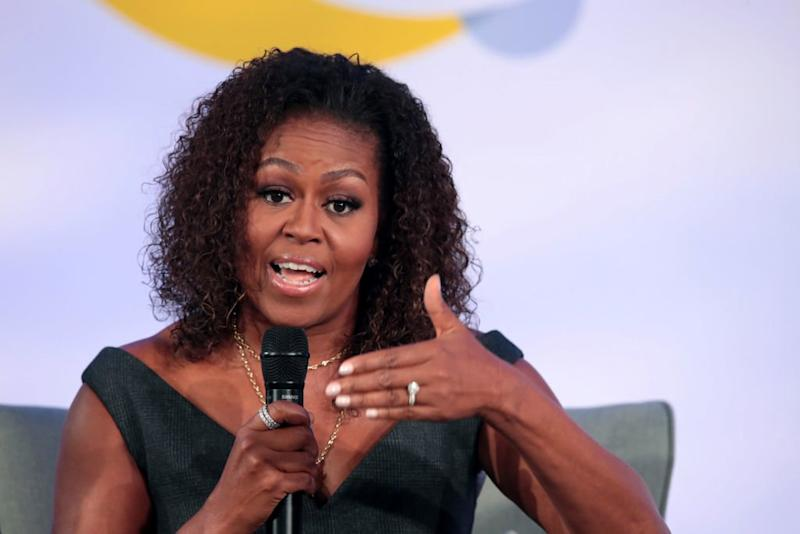 Michelle Obama's New Instagram Series Will Follow Four New College Students as They Maneuver Higher Education