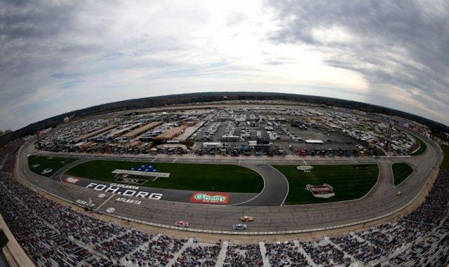 Atlanta Motor Speedway. (Getty Images)