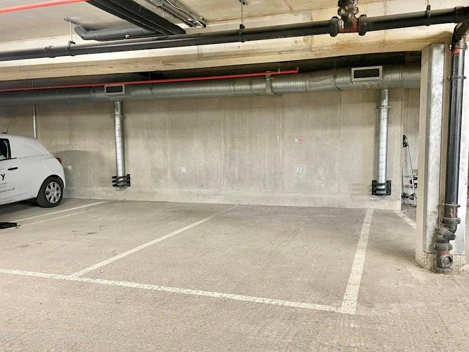 Bath parking space sells for more than £100,000 (Whiteley Helyar)