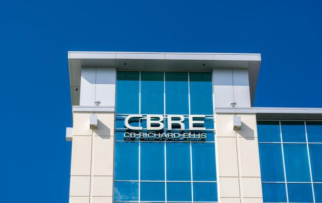 5 Reasons to Add CBRE Group (CBRE) to Your Portfolio Now