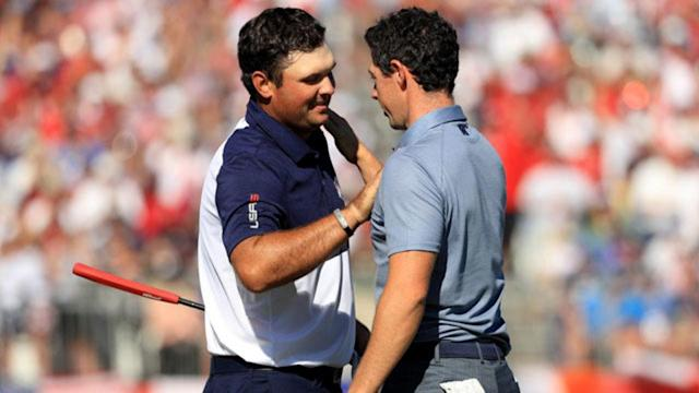 Rory McIlroy Kicks Camera After Losing Ryder Cup Match