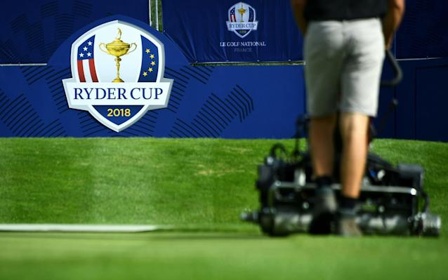 The Ryder Cup has become a huge event in the sporting calendar - AFP