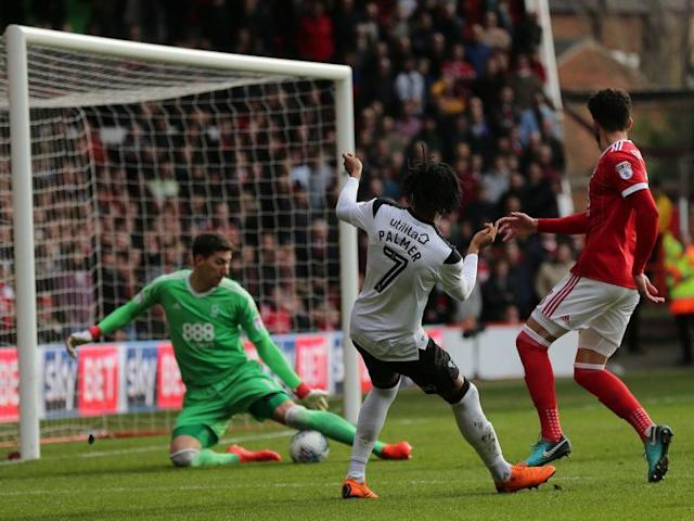 Derby County's stuttering form continues in goalless draw with rivals Nottingham Forest