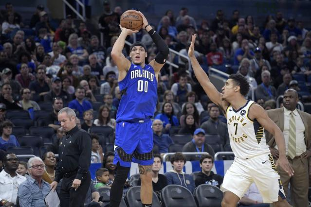 Magic encouraged by modest scoring progress during homestand