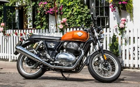 PHOTO:JEFF GILBERT 06th August 2019 Royal Enfield Inteceptor Motorcycle. Commission May0090930 Assigned. Weekend Motoring - Credit: Jeff Gilbert