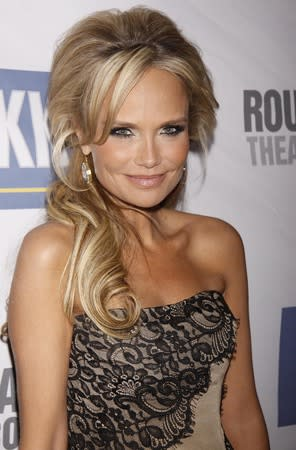 Kristin Chenoweth suffered fractured skull in on-set accident