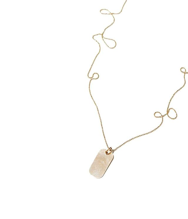 "<p>Dog Tag Necklace, $198,<a href=""https://www.freepeople.com/shop/dog-tag-necklace/?category=SEARCHRESULTS&color=070"" rel=""nofollow noopener"" target=""_blank"" data-ylk=""slk:freepeople.com"" class=""link rapid-noclick-resp""> freepeople.com</a> </p>"