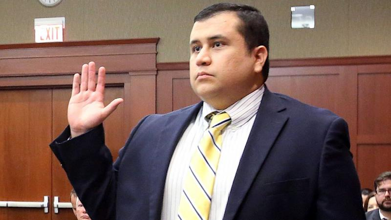 George Zimmerman Emerged From Hiding for Truck Crash Rescue