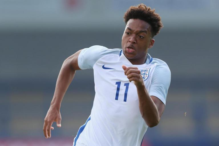 Arsenal forward Chris Willock and Tottenham prospect Marcus Edwards on target for England Under-19s
