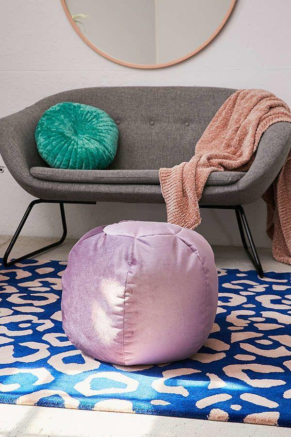 "<a href=""https://www.urbanoutfitters.com/shop/kirstie-velvet-pouf?category=SEARCHRESULTS&color=053"" target=""_blank"">Shop it here</a>."