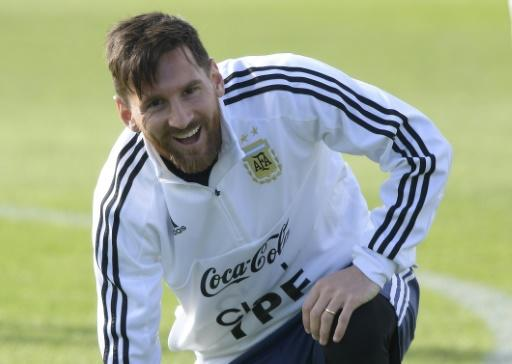 Lionel Messi and Argentina have sprinkled stardust over a small Moscow town not used to such celebrity