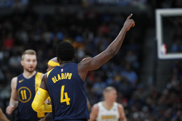 Victor Oladipo is a bona fide star, in case you haven't heard. (AP)