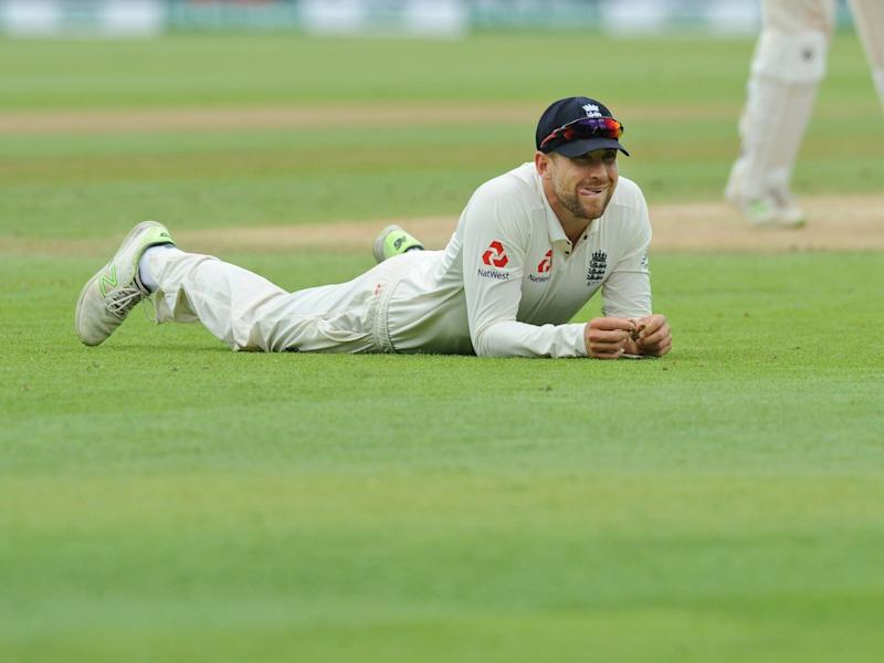 Dawid Malan has been dropped after struggling with the bat and dropping three catches in the first Test: AP