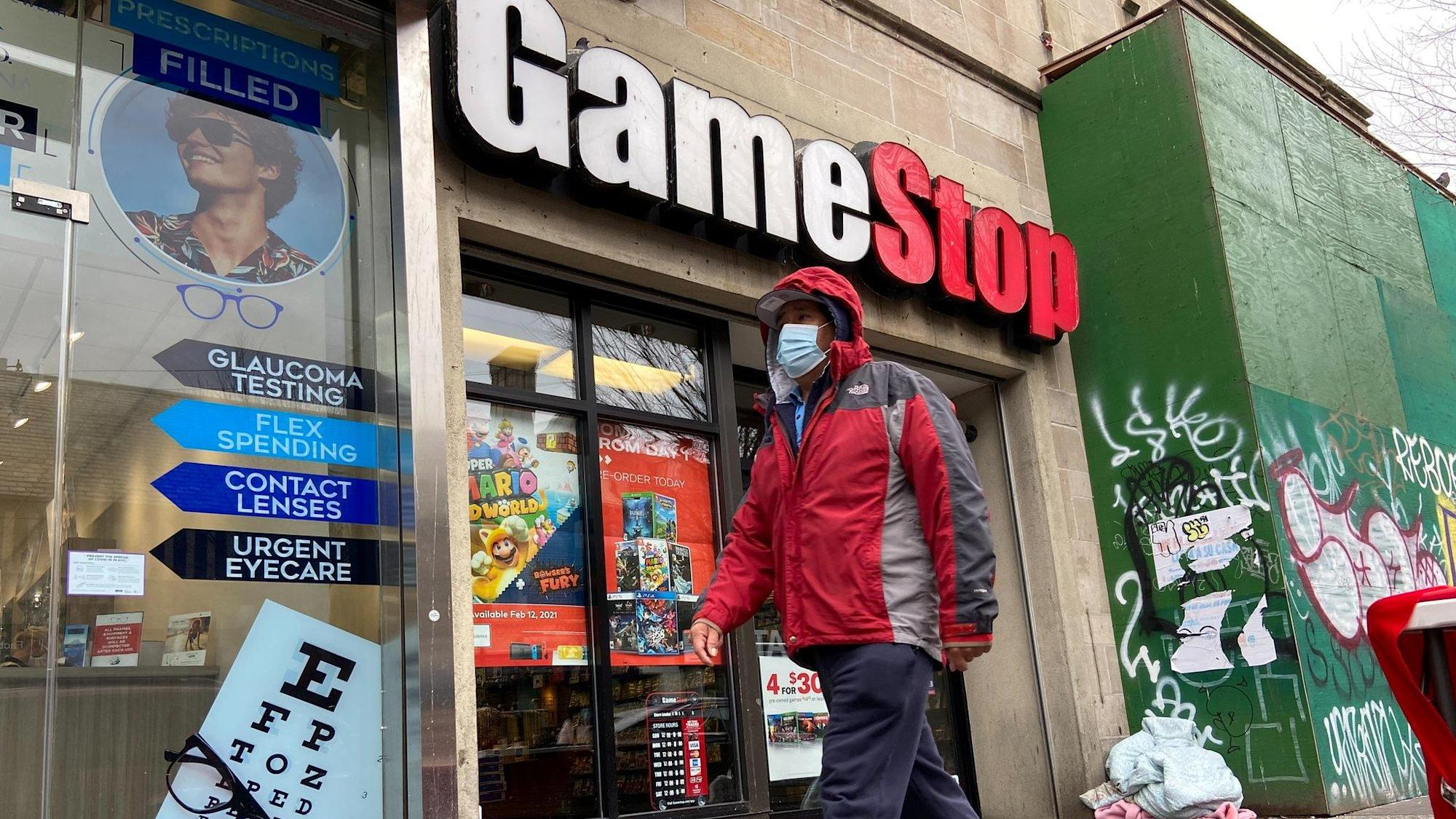 Gamestop Trade Clash Roils the Market, but Economic Fundamentals Will Prevail