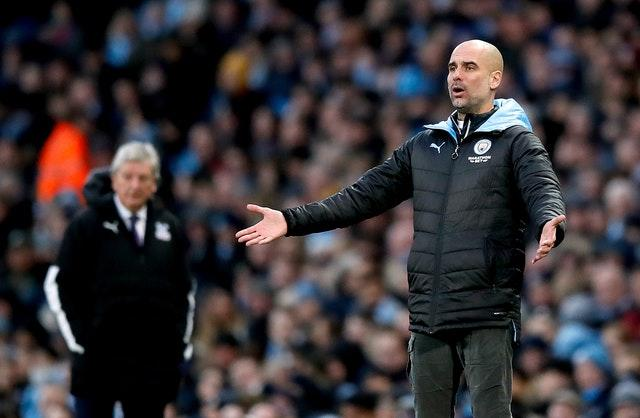 Pep Guardiola and Manchester City will switch their focus to the cup competitions