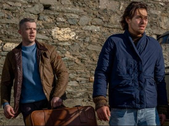 Russell Tovey and Maxim Baldry in 'Years and Years'BBC/Red Productions/Matt Squire
