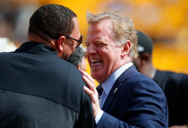 Roger Goodell Net Worth Revealed: NFL Commissioner Gets Five-Year Contract Extension
