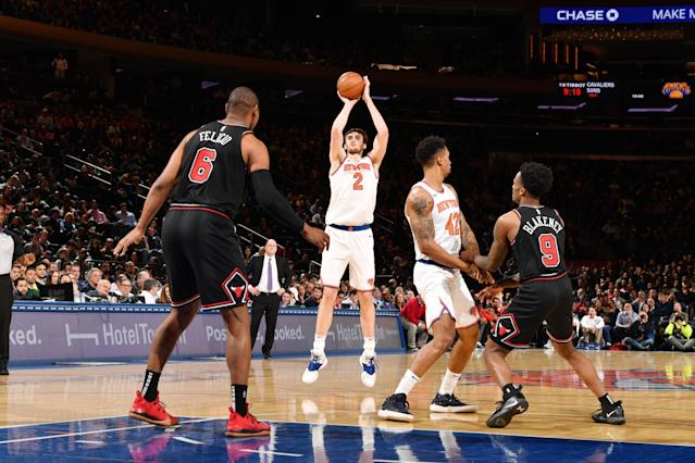 New York Knicks: A brief history of two-way contracts