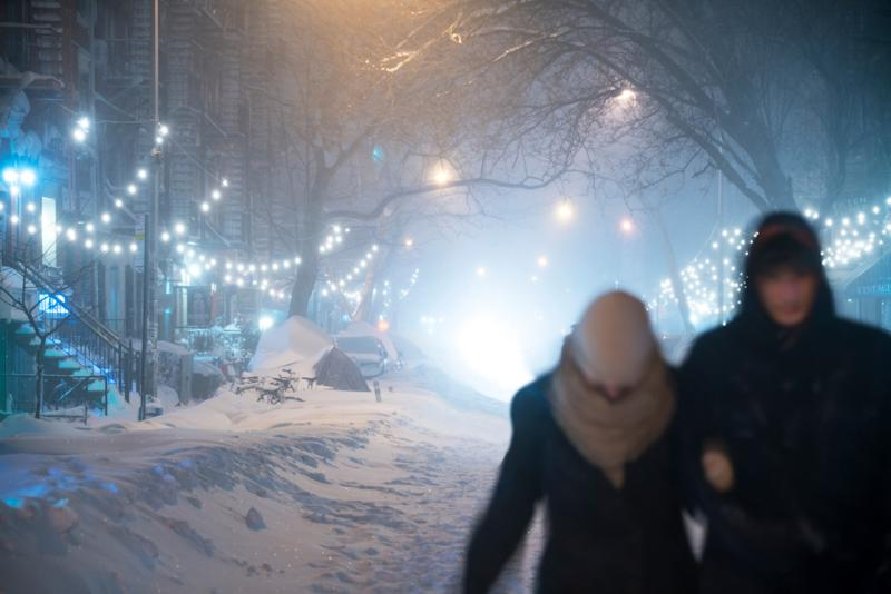A Blizzard Is Coming to New York, So Naturally the Craigslist Dick Pics Are Coming, Too