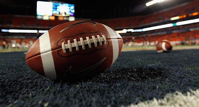 The Archdiocese of Philadelphia won't let girls play on the Catholic Youth Organization football teams. (Getty Images)