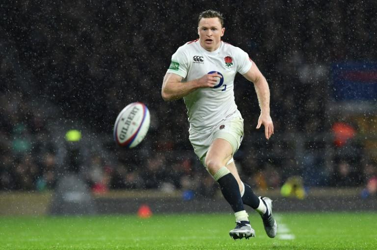 Chris Ashton switches wing to make room for Joe Cokanasiga in the Englnd team to play Japan