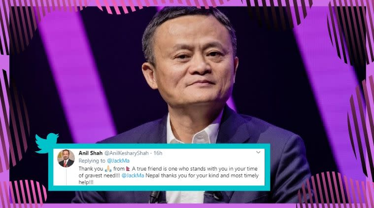 COVID-19: Jack Ma, Asia's richest man, to help Asia