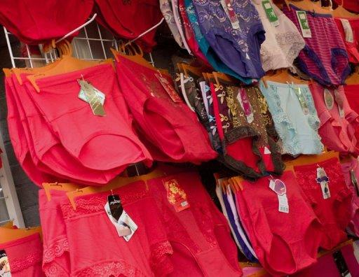 A Thai man has admitted to stealing and collecting women's underwear