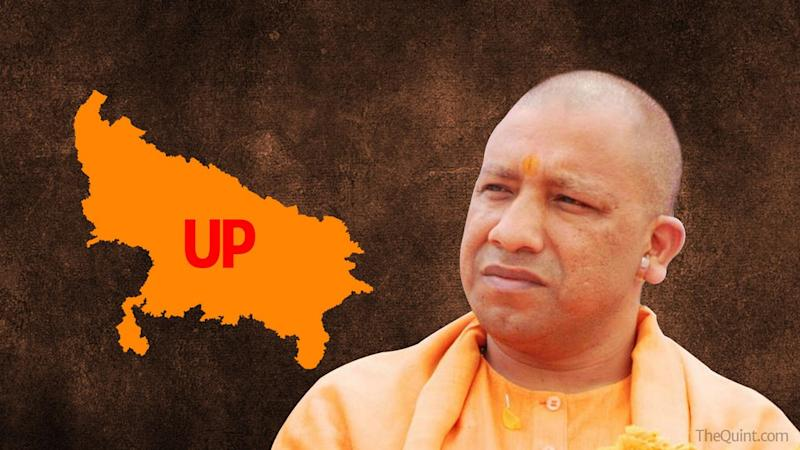 AC Put Up At Slain BSF Trooper's Home, Removed After Yogi's Visit
