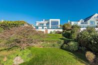 """<p>Rounding off the list is this breathtaking Newquay home, which is perched on the banks of the River Gannel tidal estuary. Architecturally designed, it has modern open-plan living spaces, landscaped gardens and stunning sea views. </p><p>This property is currently on the market for £2,750,000 with David Ball Luxury Collection via <a href=""""https://www.zoopla.co.uk/for-sale/details/57929699/"""" rel=""""nofollow noopener"""" target=""""_blank"""" data-ylk=""""slk:Zoopla"""" class=""""link rapid-noclick-resp"""">Zoopla</a>. </p>"""