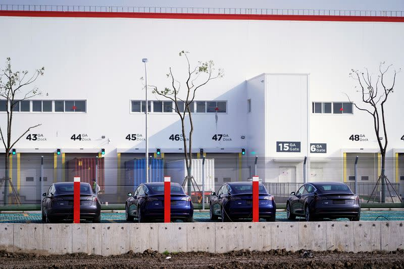 Tesla plans increasing imported Model 3 prices in China from January: sources