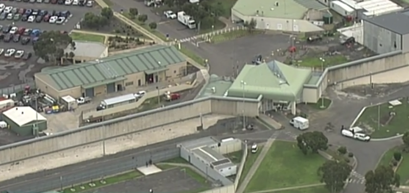 Pell will be released from Barwon Prison on Tuesday. Source: ABC