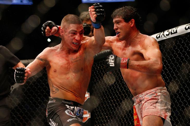 Gilbert Melendez returns to UFC, will coach TUF 20 opposite lightweight champion Anthony Pettis