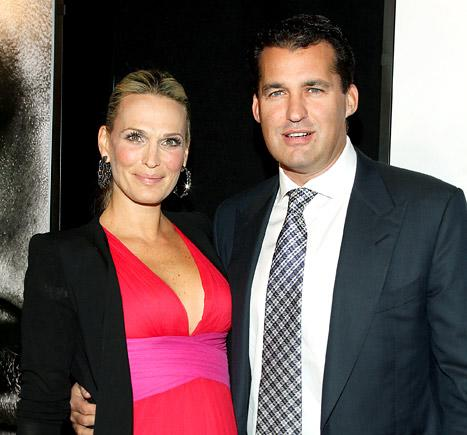 """Molly Sims """"Could Not Be Happier"""" Over Son's Birth"""
