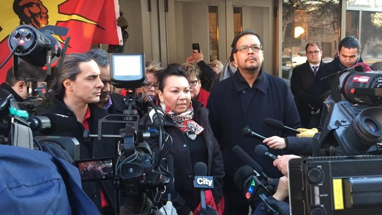 Indigenous leaders call for change after 'all the systems' failed Tina Fontaine