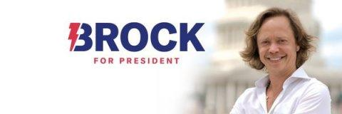 Growing Momentum as New Poll Puts Brock Pierce, Independent Candidate for President of the United States of America, in Third Place in New York