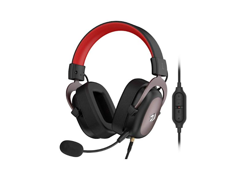 Redragon H510 Zeus Wired Gaming Headset. (Photo: Amazon)